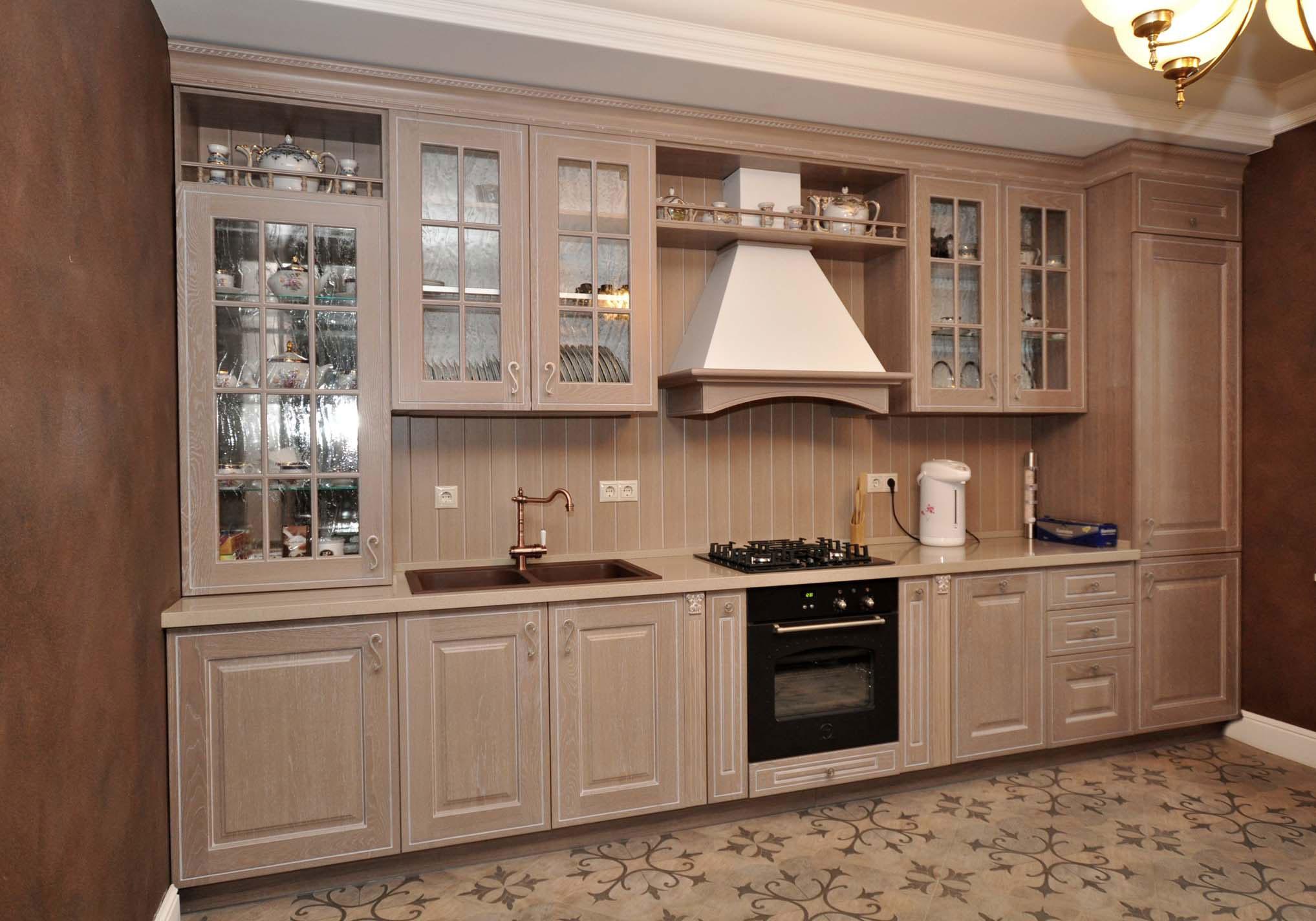 Ремонт кухни и дизайн 9 кв.м