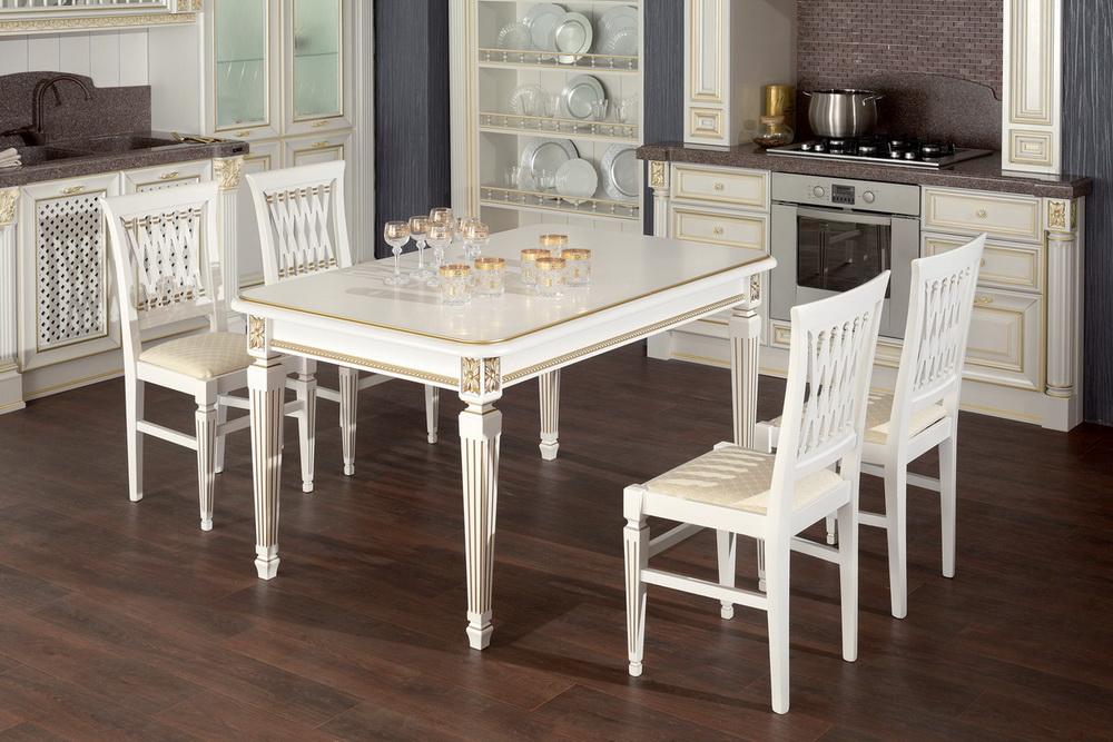 Фото кухни со столом