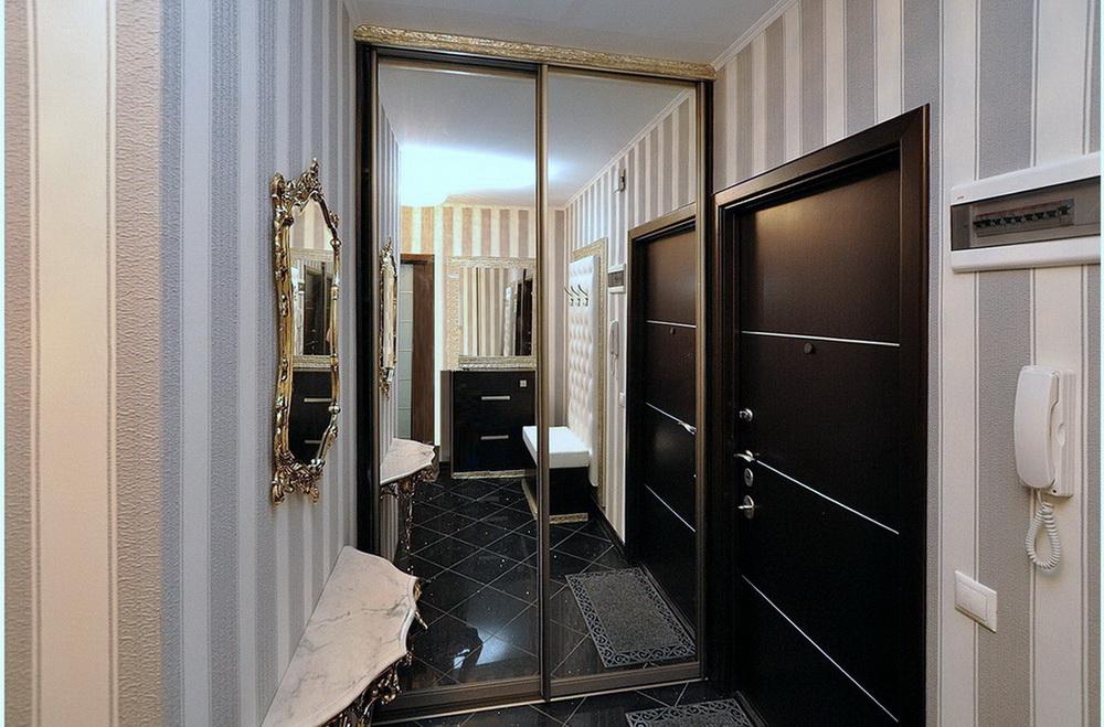 шкаф купе в узкий коридор дизайн фото проекте называют сердцеедкой
